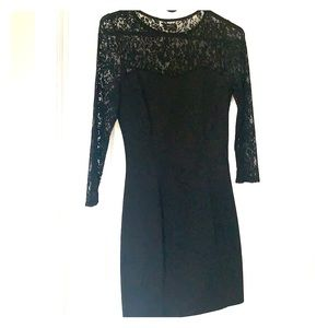 Guess Dress Size M - Lace Sleeves and back